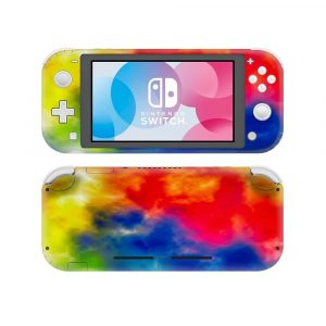 Anime Ahegao Girl Decal Cover For Nintendo Switch Lite Protector