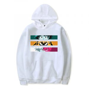 Anime My Hero Academia Print Hoodies For Men's