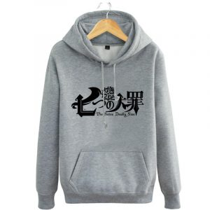 New Fashions Seven Deadly Sins Hoodies