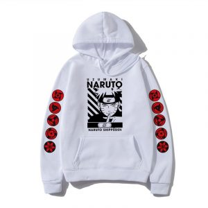 2021 Anime Naruto Cosplay Jackets Clothes Costumes Men Hoodies