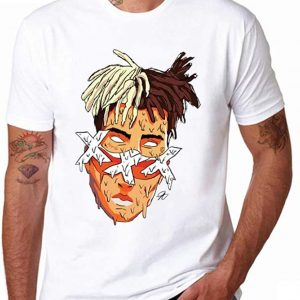 Xxxtentacion Hip Hop Graphic Tee Shirt