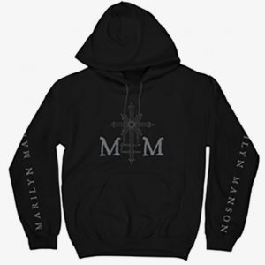 MARILYN MANSON WE ARE CHAOS HOODIE