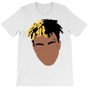 Xxxtentacion Abstract Design Printed T-shirt