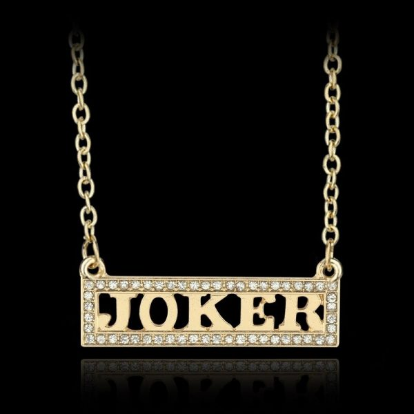Anime The Suicide Squad Cosplay Accessories Jared Leto Joker Punk: