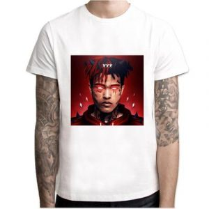 Xxxtentacion Casual Bad Hip Hop O-Neck T-shirt