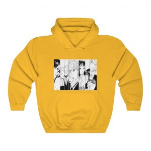Anime Hoodie The Seven Deadly Sins 2021
