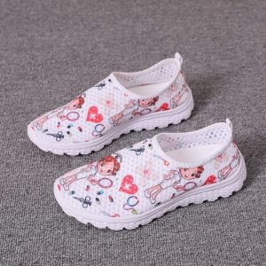 Breathable Flats Zapatos planos Halloween cosplay Shoes
