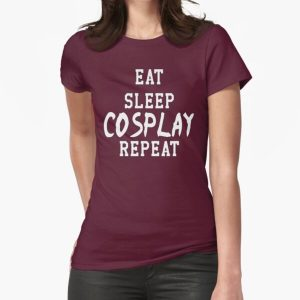 Cosplayer Eat Sleep Cosplay Repeat T-Shirts