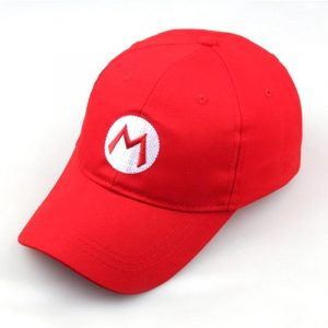 Cosplay Super Embroidered Buckle Hat