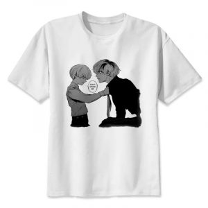 Tokyo Ghoul aggression T-shirt