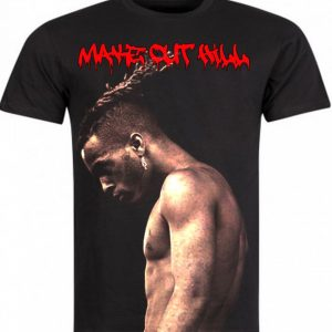 XXXTENTACION NOIR MAKE OUT HILL T-SHIRT